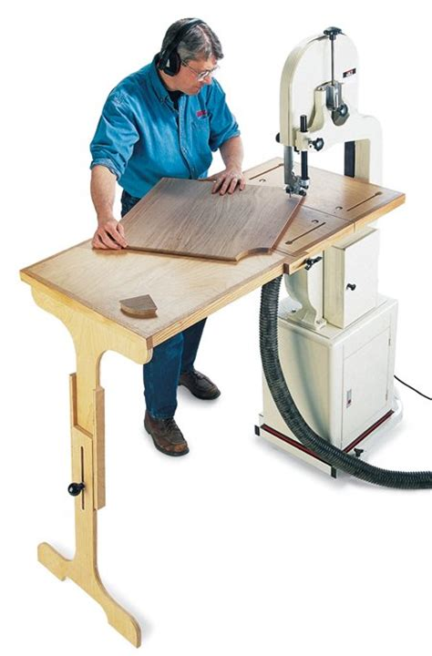 bandsaw table system popular woodworking magazine