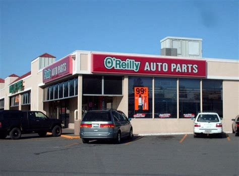 o reilly auto parts at 905 northcrest drive crescent city