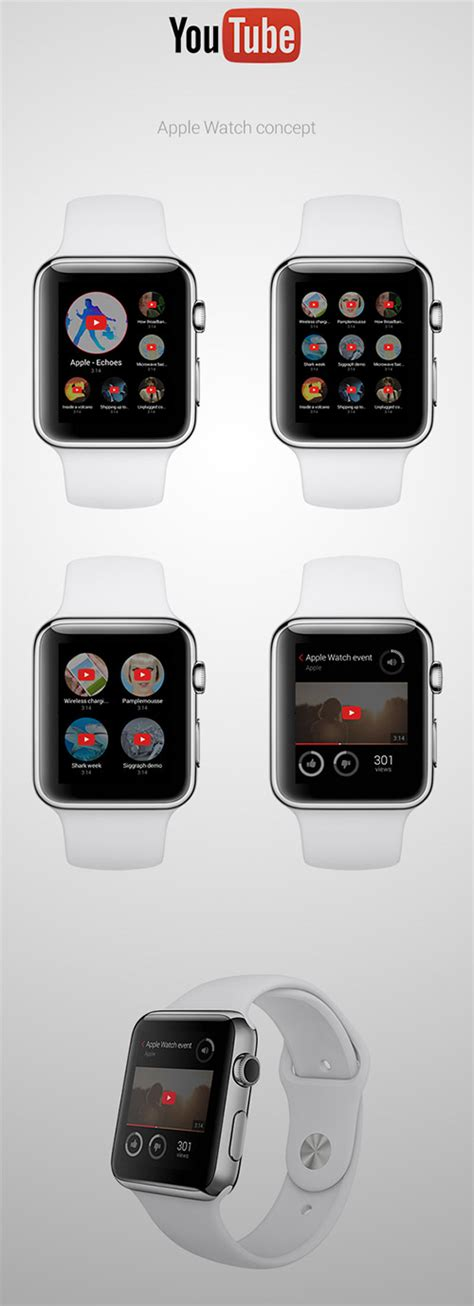 design apple watch a compilation of creative app designs for apple watches