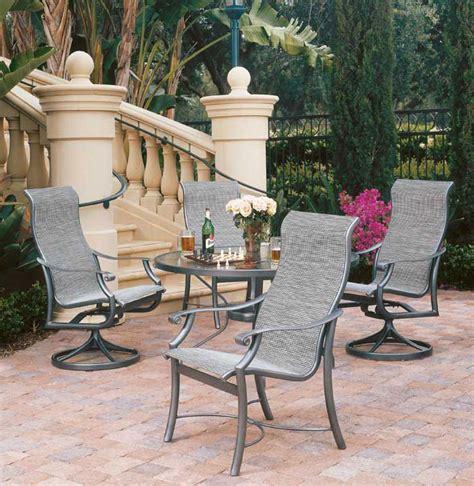 Tropitone Patio Furniture Tropitone Outdoor Furniture