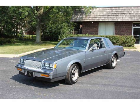 1987 buick regal limited for sale 1987 buick regal for sale classiccars cc 1014609