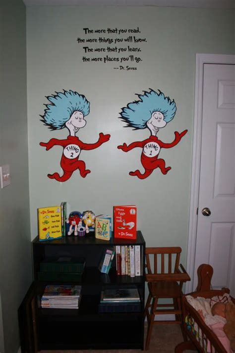 Dr Seuss Room Decor by 76 Best Dr Seuss Room Ideas Images On Baby