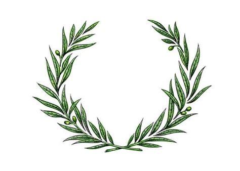 printable laurel leaf crown 136 best images about olive label card printables on