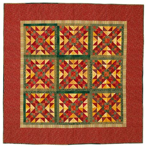 American Patchwork Quilting Patterns - big block quilting pattern from the editors of