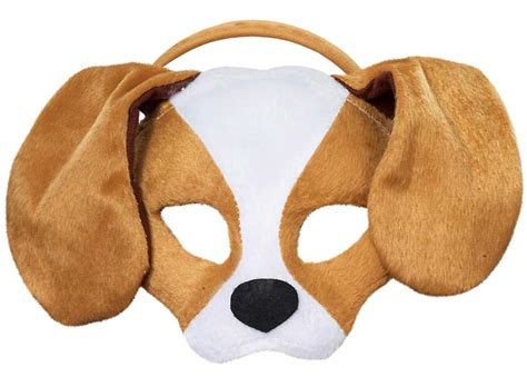 mask for dogs pin mask ears headband on