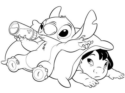 coloring pages disney lilo and stitch printable lilo and stitch coloring pages coloring me