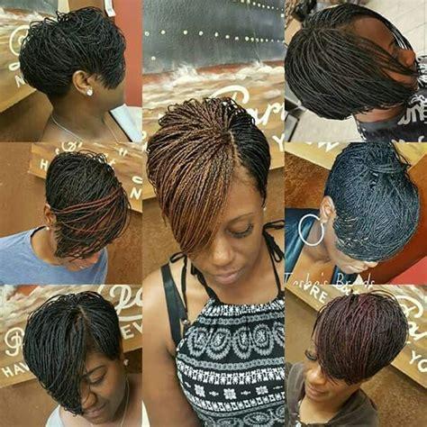 waht are the smaller braids like micros called 66 besten micro braids bilder auf pinterest frisuren