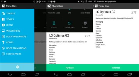 Cm Themes Store | cyanogenmod theme store apk download und neue google now