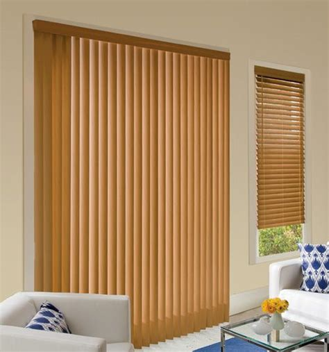 Livingroom Pictures Matching Vertical And Horizontal Blinds Light Wood In