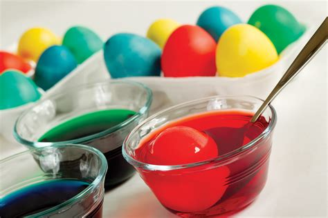 decorating easter eggs with food coloring the easter egg ritual is there a better way by lysandra