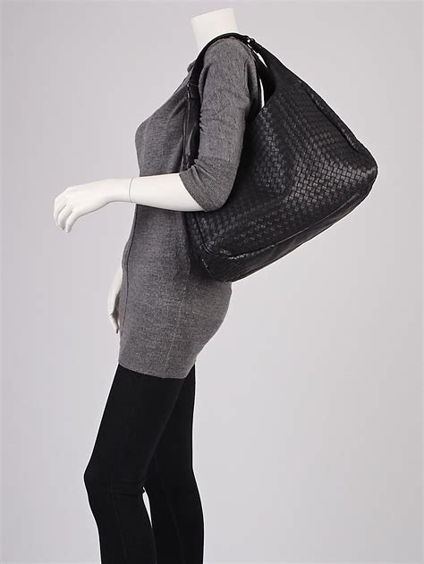 Bottega Veneta Tourmaline Bag bottega veneta tourmaline intrecciato woven nappa leather