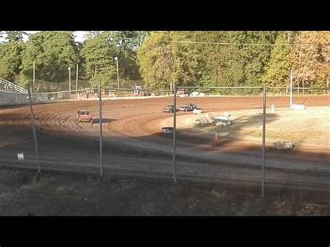 cottage grove speedway in cottage grove oregon dirt