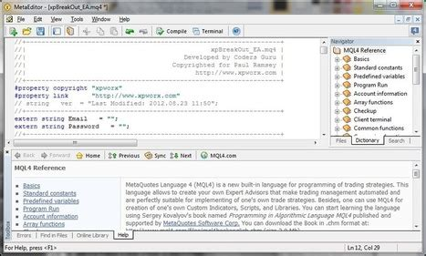 language tutorial website metatrader 4 language tutorial 13 wigynyqiqih web fc2 com