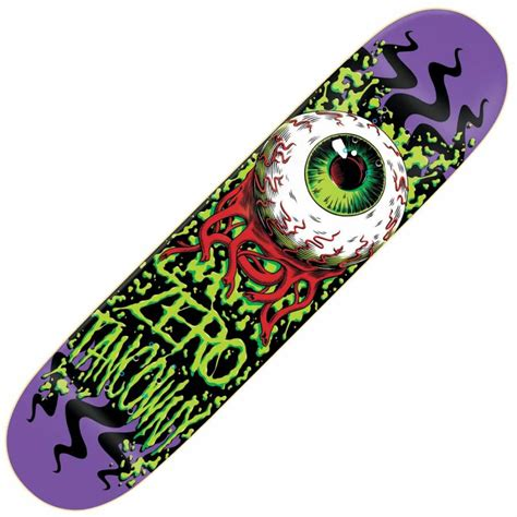 skateboard decks uk zero skateboards zero tancowny bloodshot skateboard deck 8