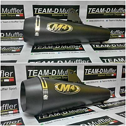 Knalpot Prospeed Cbr 250 Black Carbon Sport Fullsystem team d muffler sport sidoarjo