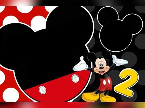 mickey mouse invitations templates 25 best ideas about birthday invitation templates on