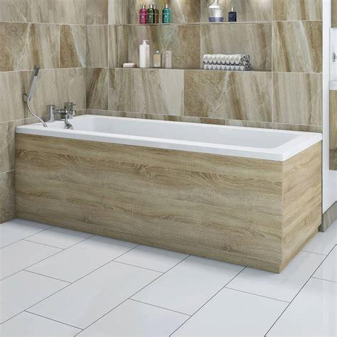 bathtub wood panel how to fit a wooden bath panel victoriaplum com