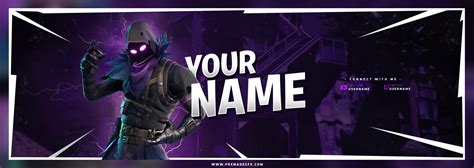 Raven Skin Png Fortnite Passionx Fortnite Header Template