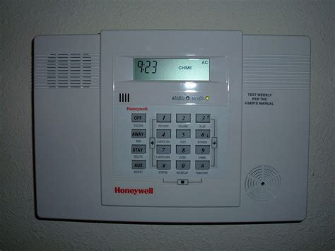 Panel Alarm System security alarm