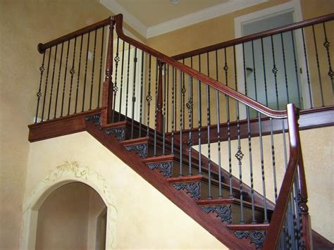 Ideas For Staircase Railings Ideas Design Black Stair Railing Design Interior Decoration And Home Design