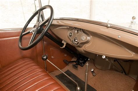 model a ford upholstery 1931 ford model a roadster 125207