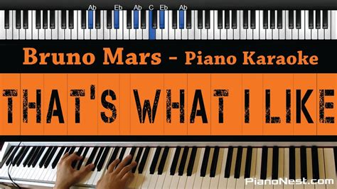 download mp3 bruno mars that s what i like bruno mars that s what i like piano karaoke sing