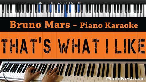 download mp3 bruno mars 2017 download mp3 bruno mars that s what i like piano