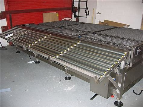 Oven Cosway oven unloader unit