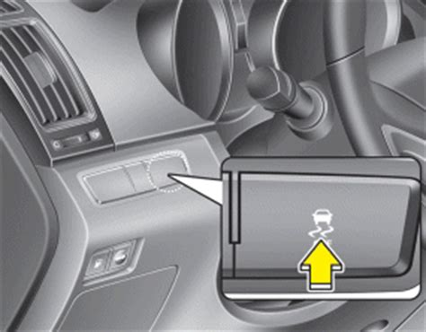 hyundai sonata electronic stability control esc brake system driving your vehicle