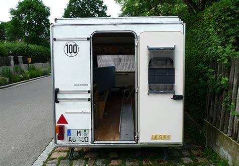 Wohnwagen Und Motorrad Transport by Kip 300 Motorrad Transport Wohnwagen Benzingerede