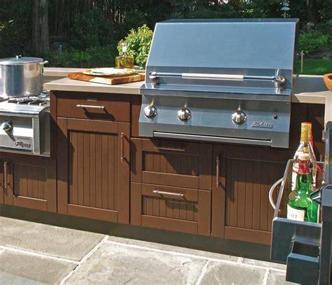 outdoor kitchen cabinets brown jordan outdoor kitchens brown jordan outdoor kitchens