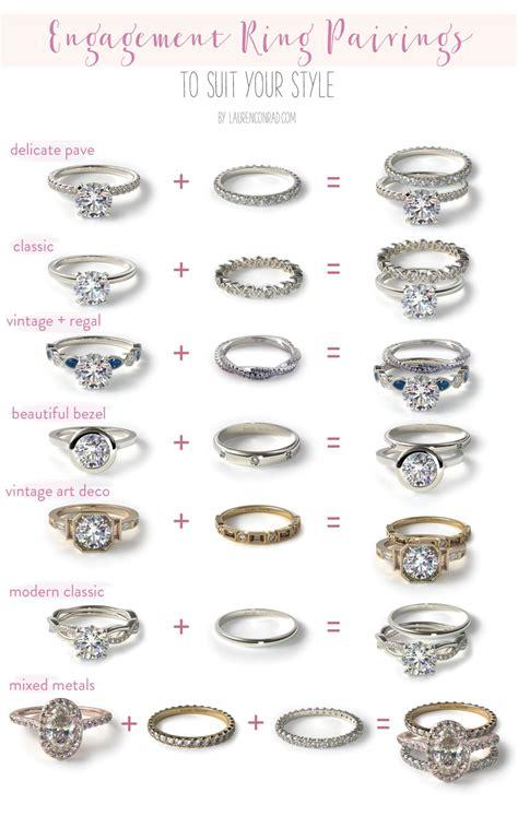 wedding bells our favorite engagement ring wedding band