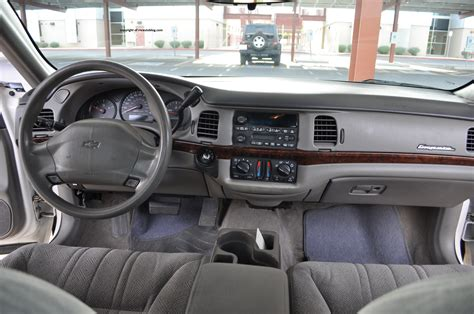 2003 Chevy Impala Interior by 2003 Chevrolet Impala Base Review Rnr Automotive