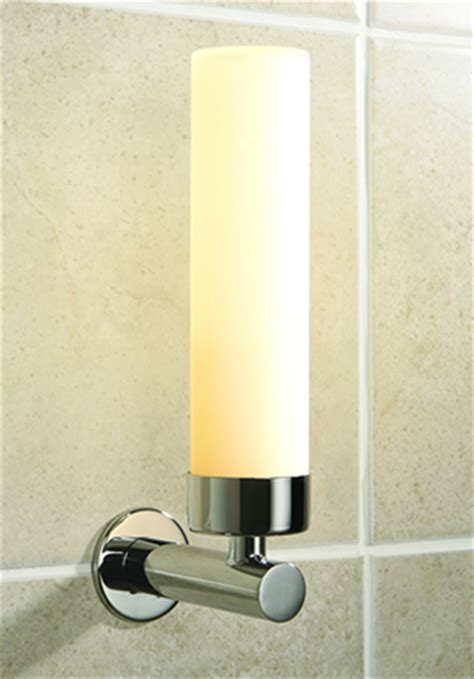bathroom tube lights tube bathroom wall light by hib