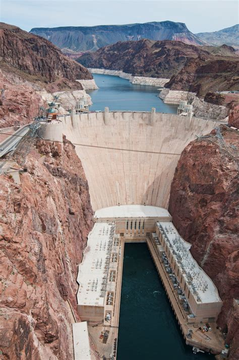 hoover dam hoover dam an arch gravity dam in arizona travel featured