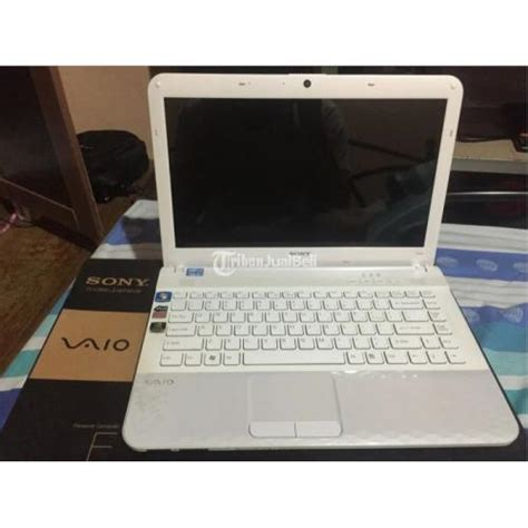 Sony Vaio Vpceg38fg 2 laptop sony vaio vpceg38fg putih 14 inch cocok untuk