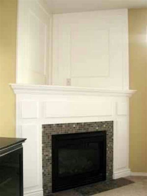 how to build a corner fireplace mantel and surround 115 best images about corner fireplace on