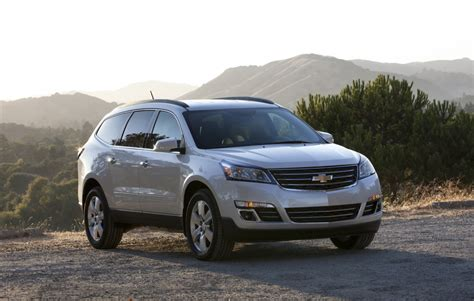 2016 chevrolet traverse review new 2016 chevrolet traverse price photos reviews safety