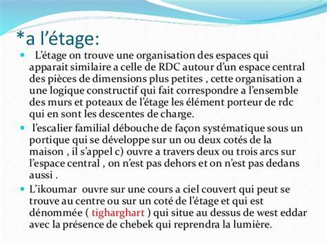 Plan De Maison 3 Chambres 3516 by Maison Traditionelle 224 Mzab 5