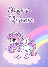 theme line unicorn magical unicorn line theme line store