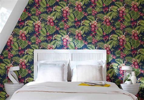 papier peint castorama chambre 25 superbes papiers peints pour la chambre d 233 coration