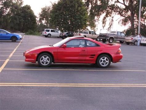 purchase used toyota mr2 base coupe 2 door sports car in