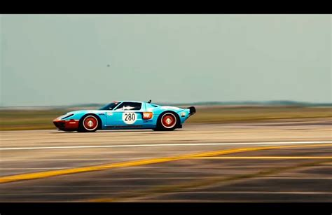 Mile Records by Ford Gt Sets Fastest 1 Mile Record At Mile Hits