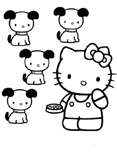 hello kitty devil coloring pages hello kitty coloring pages coloringpages1001 com