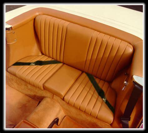 jj upholstery mercedes benz sl rear jump seat mercedes rear jump seats