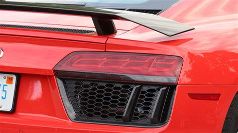 Audi R8 First Year by First Drive 2017 Audi R8 V10 Plus