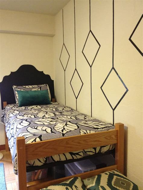 simple wall designs simple geometric wall designs college dorm pinterest