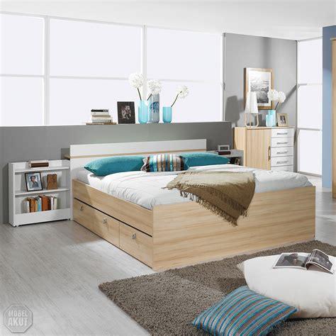 bett bei ebay details zu bettanlage bondy bett doppelbett nachttisch in