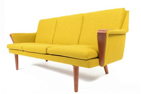 Chartreuse Sofa by Before After Modern Chartreuse Sofa Mid
