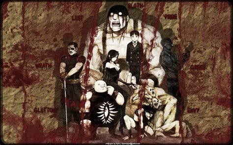 the seven deadly 7 deadly sins wallpapers wallpaper cave